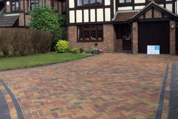 Trusted Driveway Installer in Arborfield