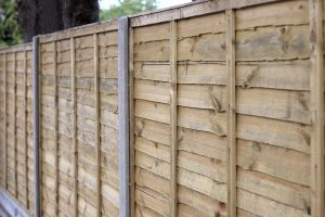 Price of Fencing in Woodley