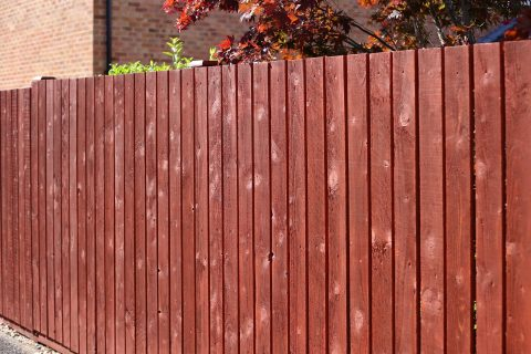 Hampshire <b>Wooden Fencing</b>