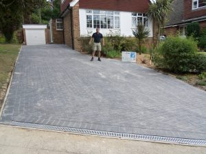 Knowl Hill Driveways
