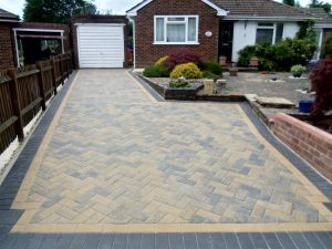 Block Paving in Earley