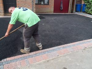Tarmac Driveways Companies Virginia Water